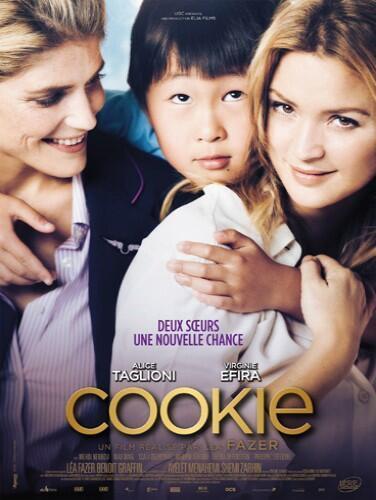 L'affiche du film « Cookie ».