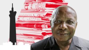 La une de la presse cette semaine à Kinshasa