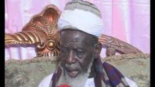 Babban limamin Ghana Sheik Imam Nuhu Usman Sharubutu.