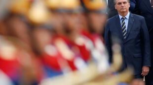 Presidente Jair Bolsonaro fará visita oficial à Índia a partir do próximo sábado (25).