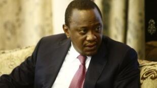 Shugaba Uhuru Kenyatta na Kenya