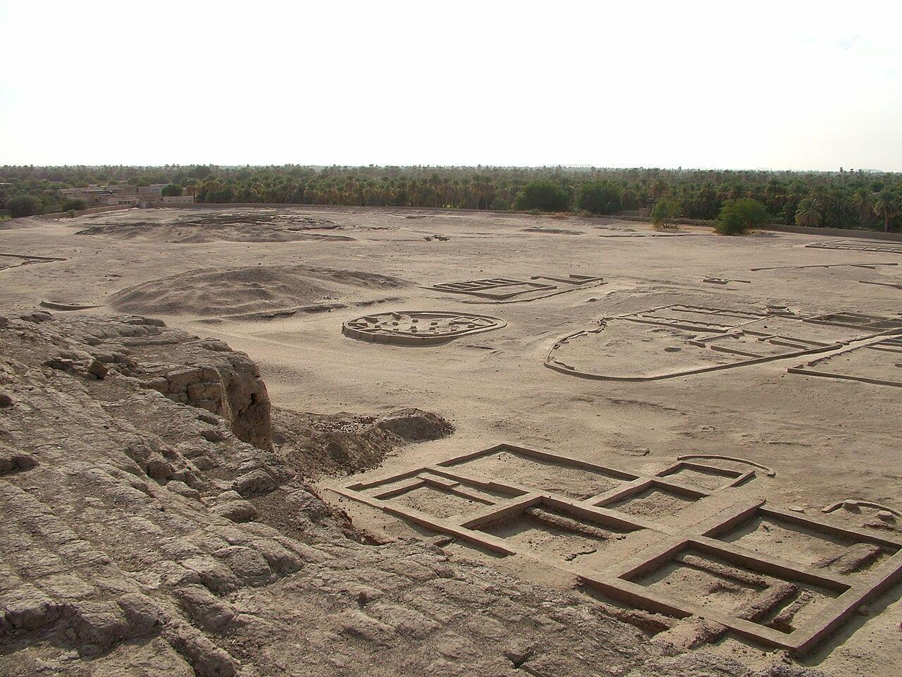 Le site antique de Kerma, au Soudan.