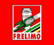 Emblema da Frelimo, partido no poder em Moçambique.