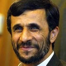 Rais wa Iran Mahmoud Ahmedinejad