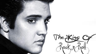 Elvis Presley, «The King».