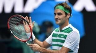 Roger Federer dan kasar Switzerland.
