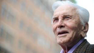 L'acteur Kirk Douglas est mort à l'âge de 103 ans.