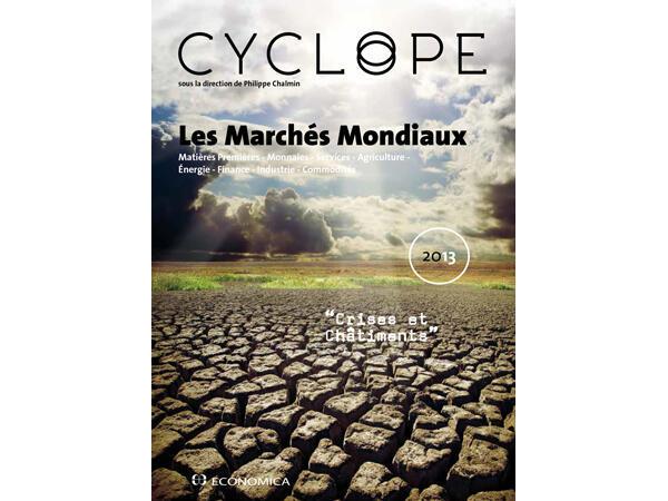Cyclope 2013, Les marchés mondiaux. « Crises et châtiments », sous la direction de Philippe Chalmin, Economica.