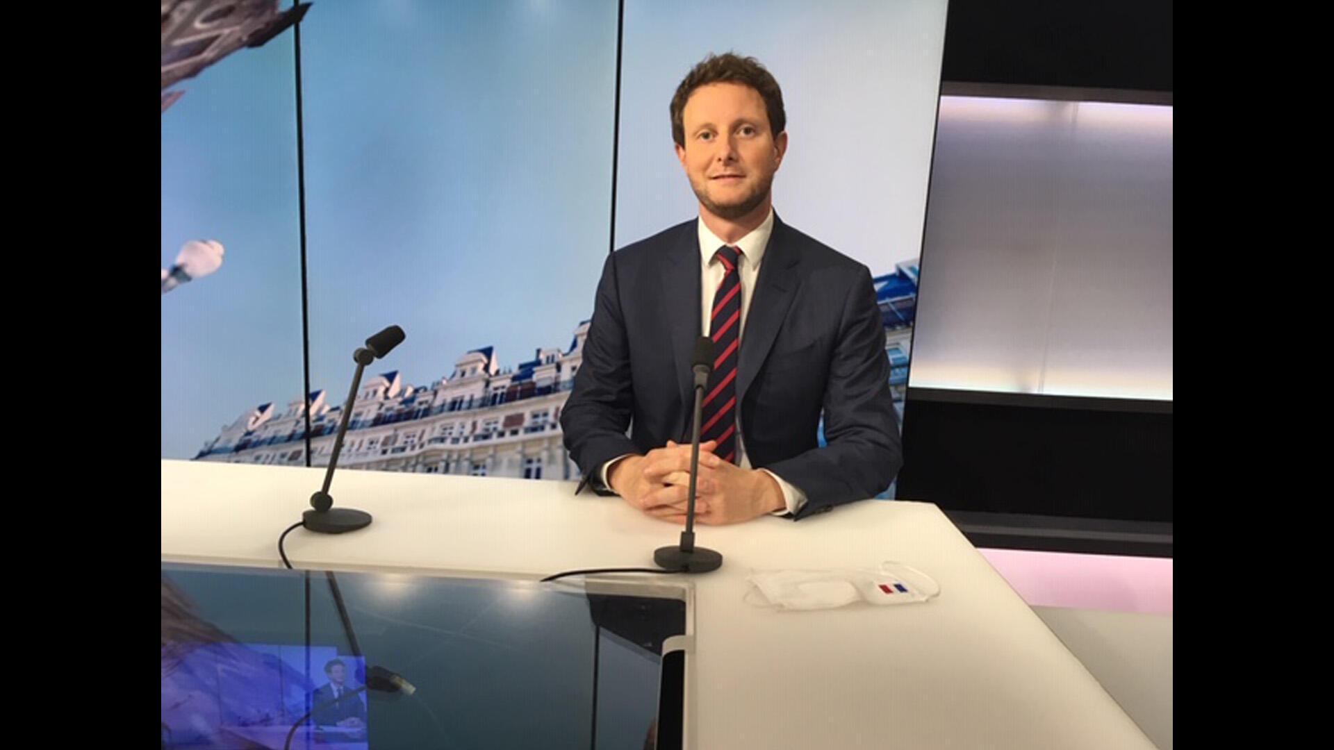 Le secrétaire d'État aux affaires européennes Clément Beaune.