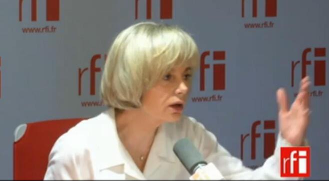 Élisabeth Guigou.