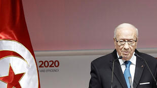 Marigayi shugaban kasar Tunisa Beji Caid Essebsi