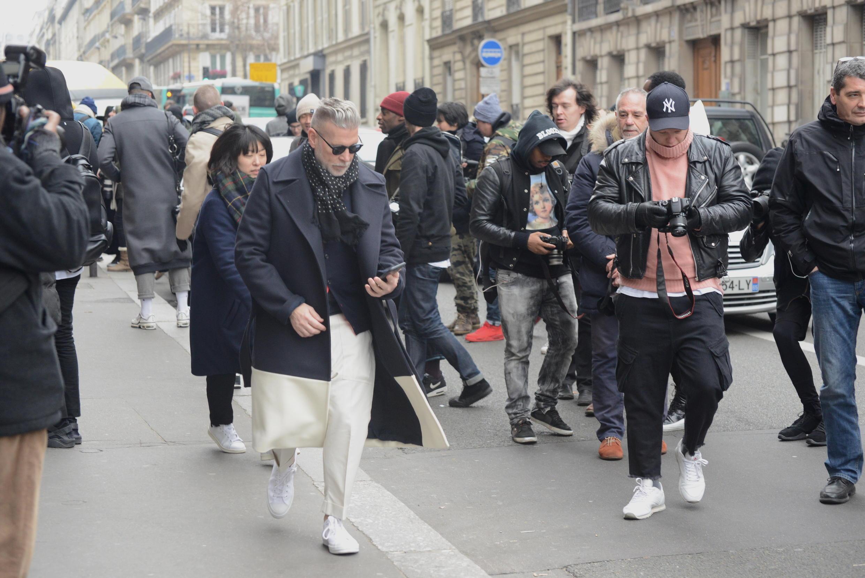 В Париже звершилась неделя мужской моды - сезон осень/зима 2016/2017.