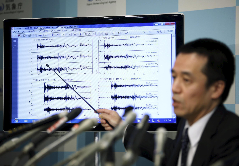 Theo phân tích của giám đốc cơ quan địa chấn Nhật Bản, việc thử bom H đáng lẽ gây ra động đất cường độ 7, bậc thang Richter 06/01/2016