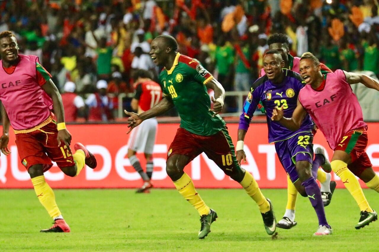 Filimbi ya mwisho! Cameroon washinda Kombe la tano la Mataifa ya Afrika.