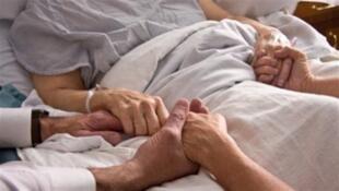 La question de l'euthanasie est sensible en Allemagne, un pays où les personnes âgées sont de plus en plus nombreuses.