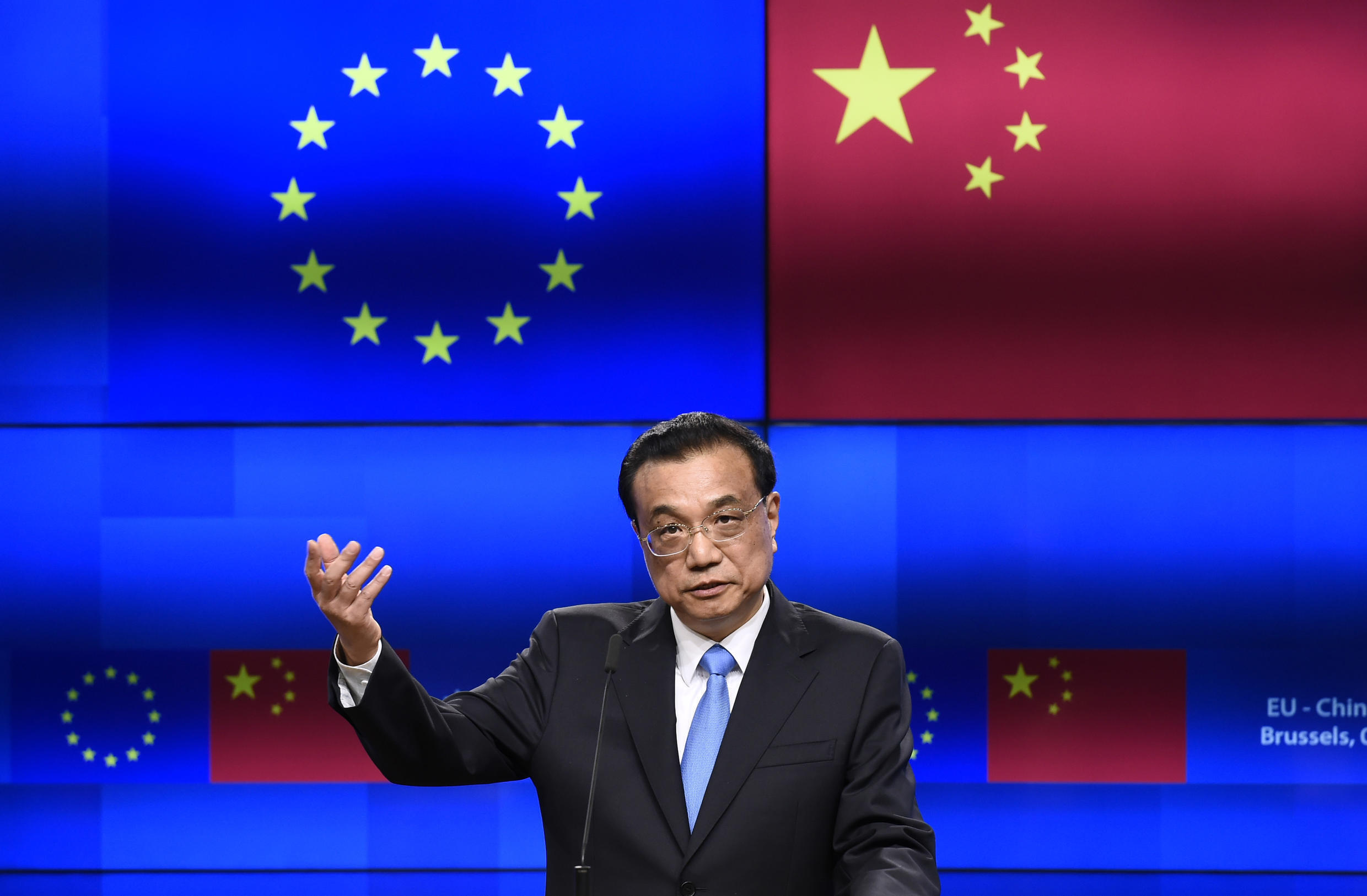 Chinese Prime Minister Li Keqiang will be Beijing's main representative at a video summit with the EU that faces a thicket of disagreements on trade, investment, human rights and national security
