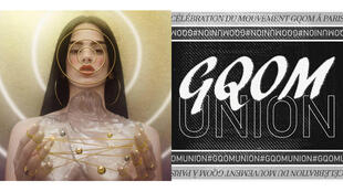Les couvertures des albums «Rosalia» (Sony Music) et «Gqumunion» (Sébastien Forrester).