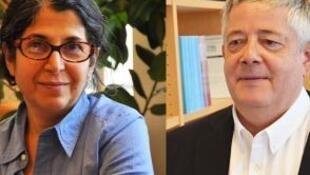 Fariba Adelkhah e Roland Marchal