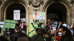 Manifestation Loi Climat