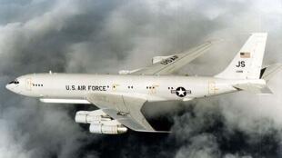 Máy bay trinh thám USAF E-8C Joint STARS (nguồn:en.wikipedia.org)