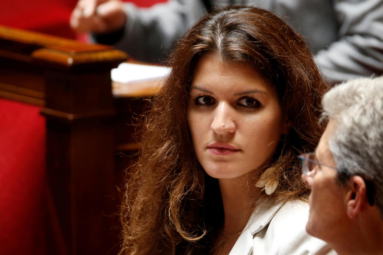 Junior minister for gender equality, Marlène Schiappa.