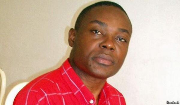 Alexandre Solombe, presidente do MISA-Angola