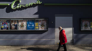 Germany's cinemas and other cultural venues were among the first to close at the start of the pandemic, and among the last to reopen