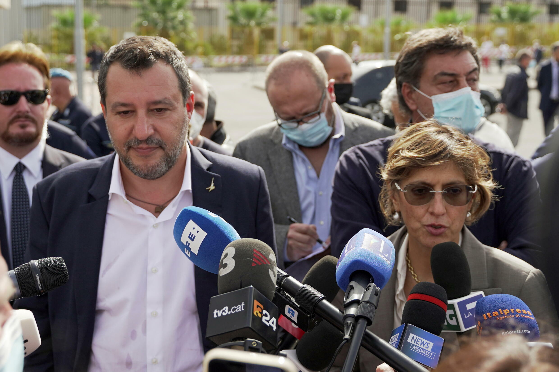 salvini italie procès