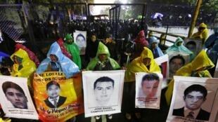 Gregorio Lopez Gorostieta a été enlevé et tué dans l'Etat de Guerrero, le même où les 43 étudiants sont toujours portés disparus.