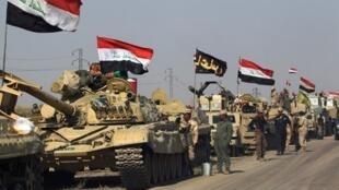 ورود ارتش عراق به کرکوک