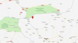 Le 1er juillet, des hommes armés avaient pris d'assaut un camp militaire nigérien, à Inates, tuant 18 soldats et emportant véhicules et matériel.