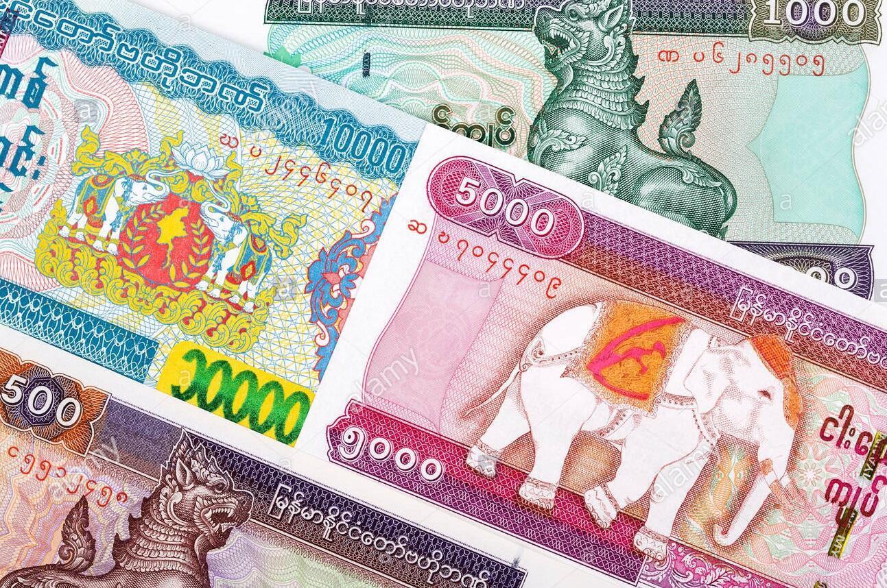 kyat-birman