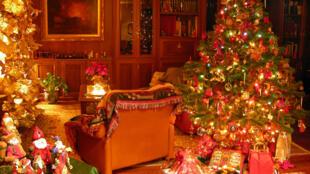 تاریخچۀ کریسمَس