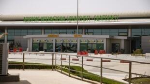 L'aéroport international de Nouakchott, capitale de la Mauritanie, le 25 mars 2021.