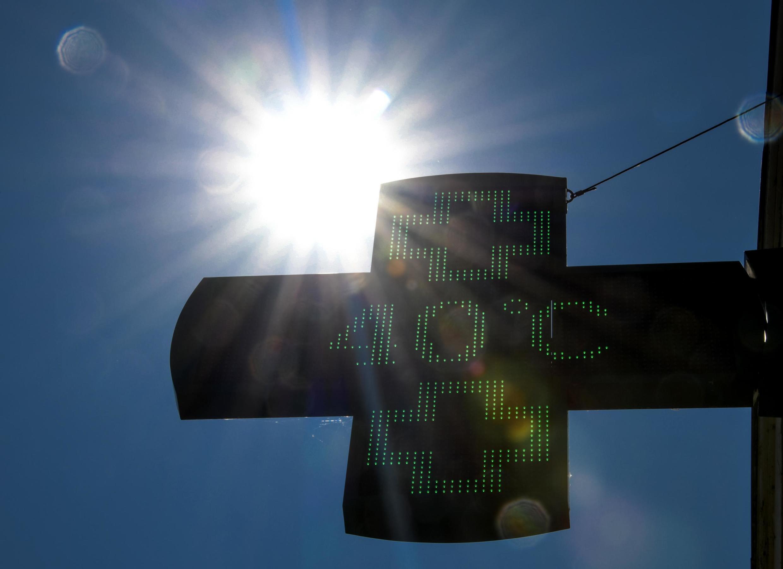 Nhiệt độ tại Pháp có thể lên đến 40°C trong tuần cuối tháng 06/2019. Ảnh minh họa.