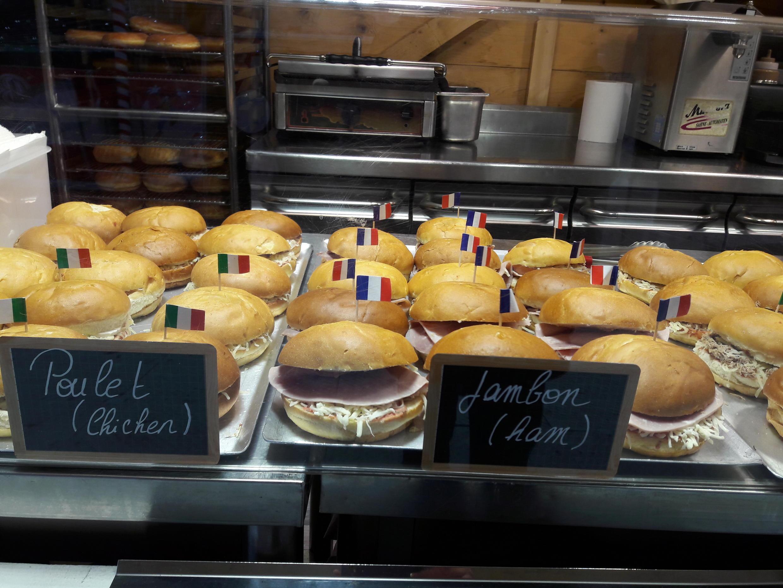 法國三明治