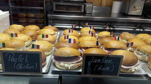 法国三明治