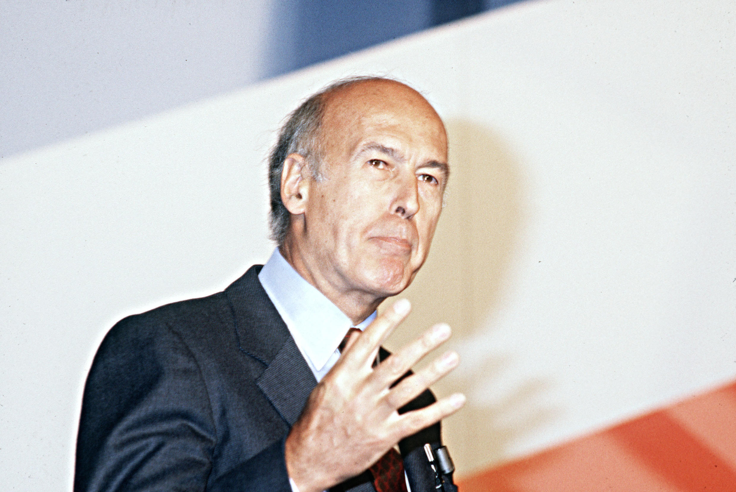Valery Giscard d'Estaing ushered in a spree of radical reforms when he became president