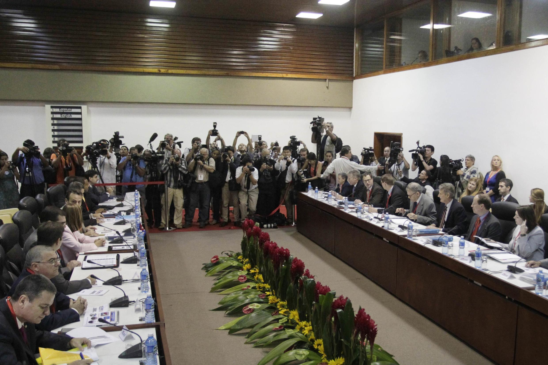 Estados Unidos y Cuba, en el primer encuentro de alto nivel tras el deshielo en sus relaciones diplomáticas.