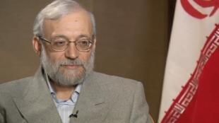 محمدجواد لاریجانی، دبیر ستاد حقوق بشر جمهوری اسلامی ایران.