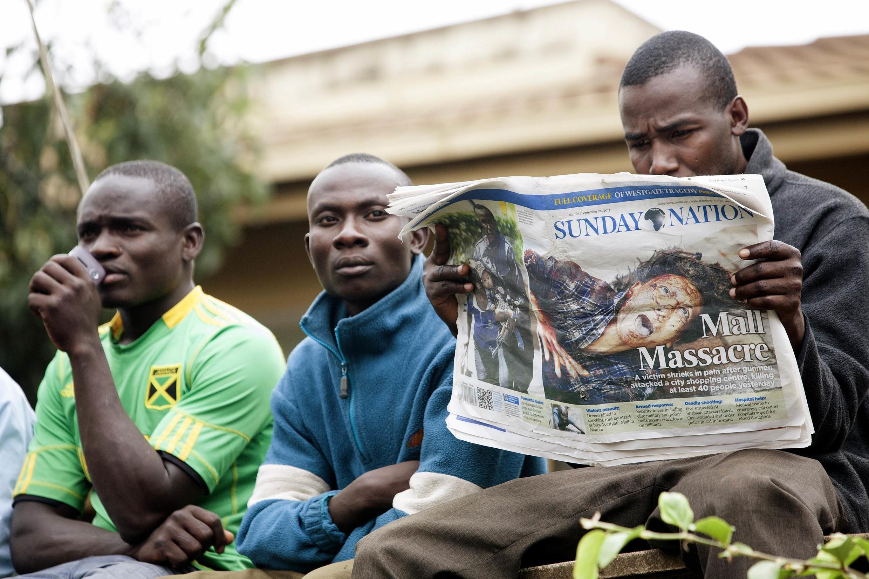Vijana jijini Nairobi nchini Kenya