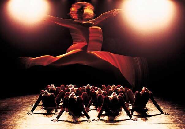O Grupo Corpo, a companhia de dança contemporânea brasileira