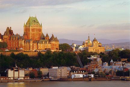 Une vue de Québec (photo d'illustration).