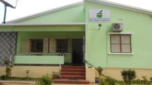 Sede da Comissão Eleitoral Nacional de São Tomé e Príncipe