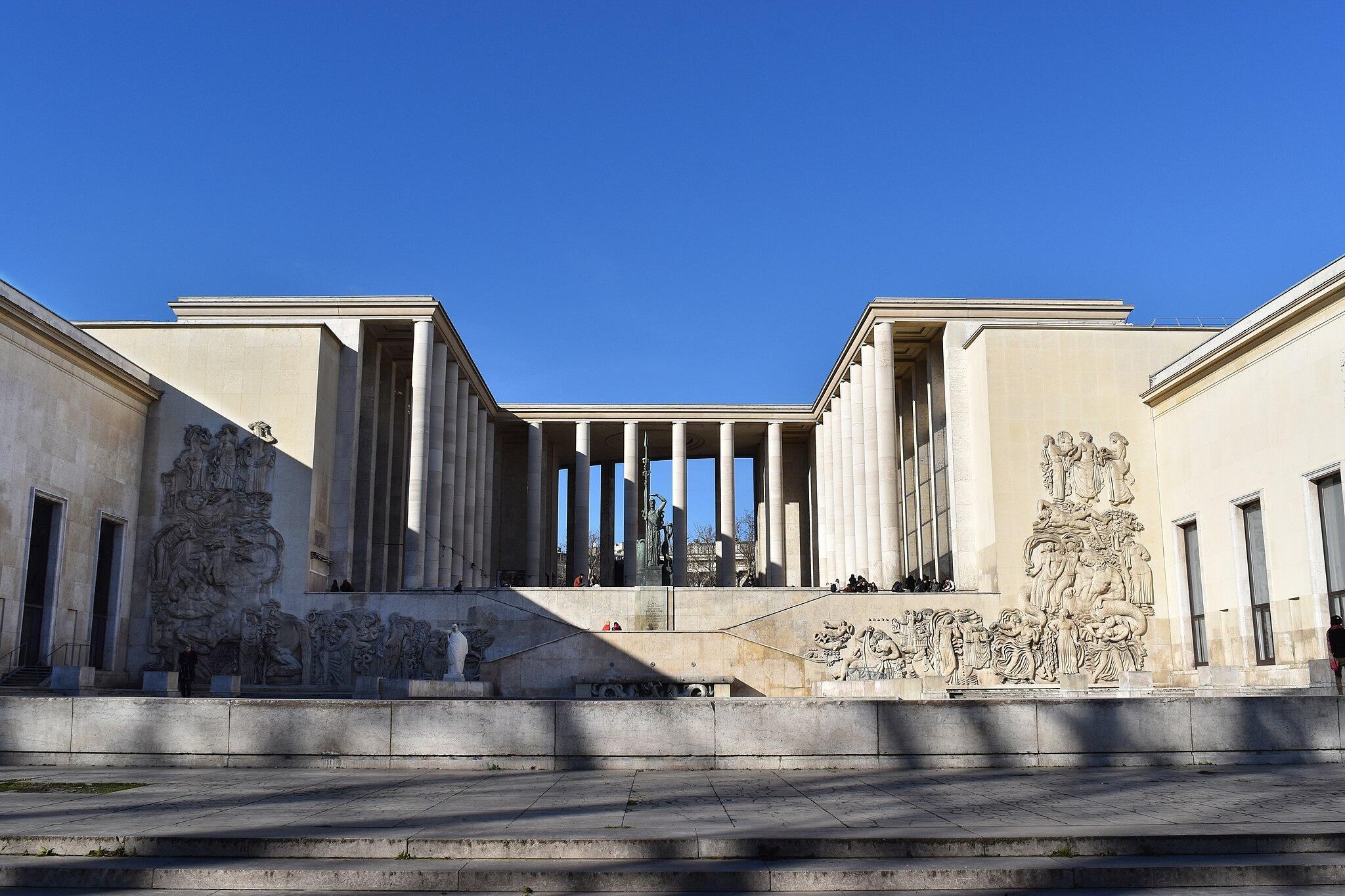 Одной из самых масштабных работ дуэта стала реконструкция парижского музея современного искусства «Дворца Токио» (Palais de Tokyo) в 2012 году