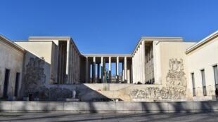 Le Palais de Tokyo, à Paris.