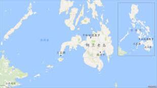 菲律宾棉兰老岛。