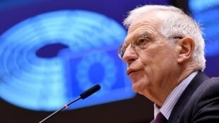 Josep Borrell - Haut représentant de l'Union pour les affaires étrangères