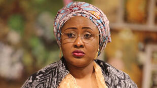 Aisha Buhari Uwargidan Shugaban Najeriya Muhammadu Buhari