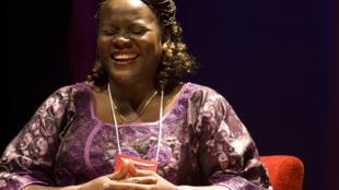 Odete Semedo, escritora e antiga ministra da Guiné-Bissau